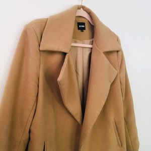 Camel Coat - misguided